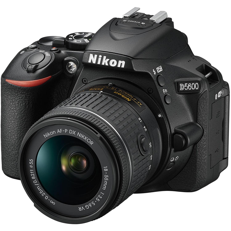 Bedst i test Digital systemkamera: Nikon D5600
