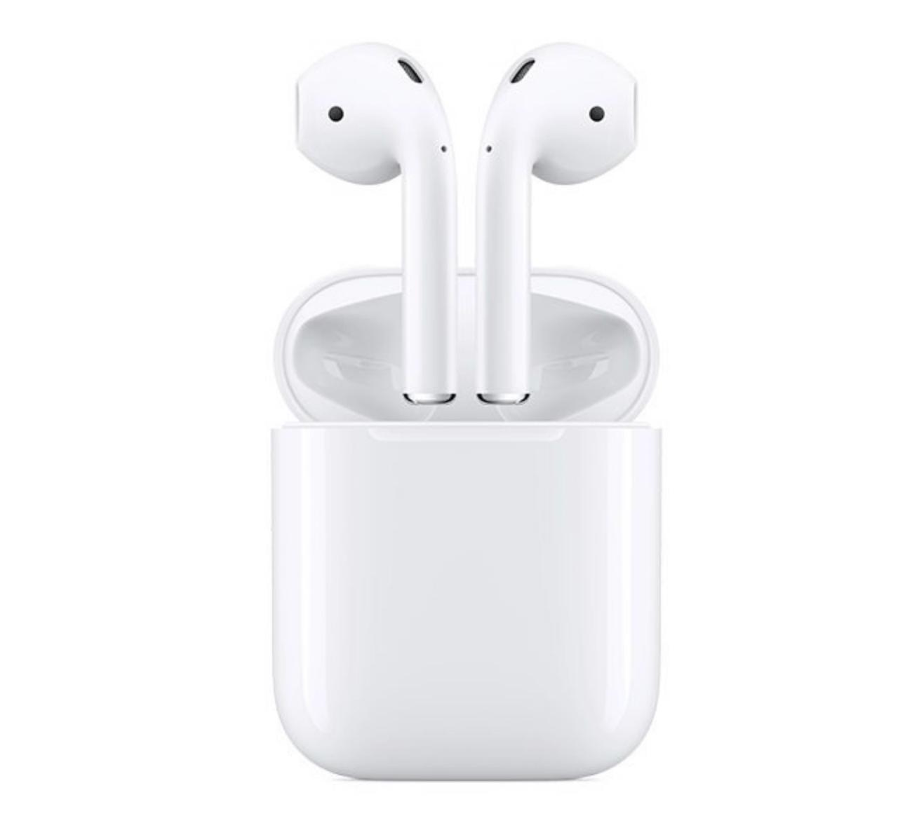 Bedst in-ear høretelefoner lige nu - Apples AirPods Gen. 2