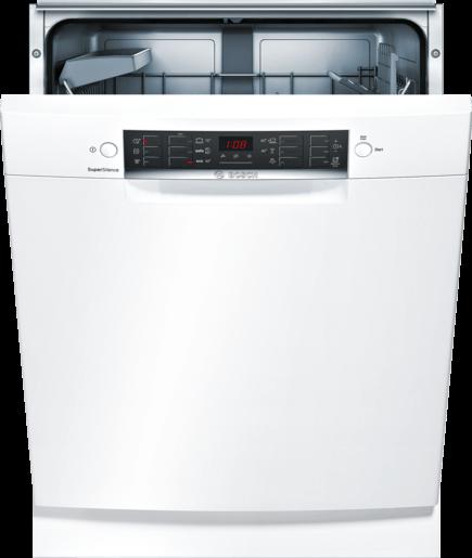 Testvinder opvaskemaskine - bedst i test blandt opvaskemaskiner – Bosch SMU46CW00S