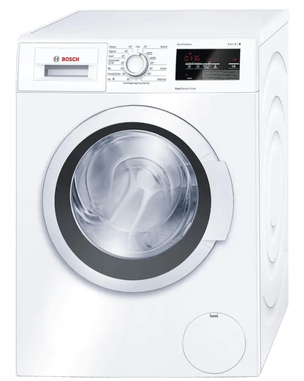 Bosch vaskemaskine - Bedste vaskemaskine - Bosch WAT283T8SN