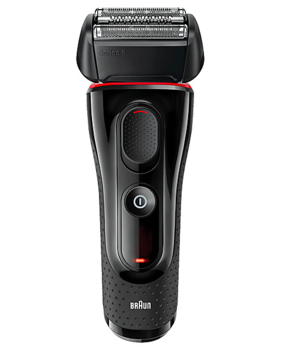 Braun barbermaskine - den bedste barbermaskine - Braun Series 5 5030s