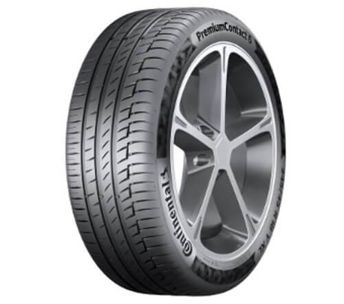 Best i mange dæk tests – Continental Premium Contact 6
