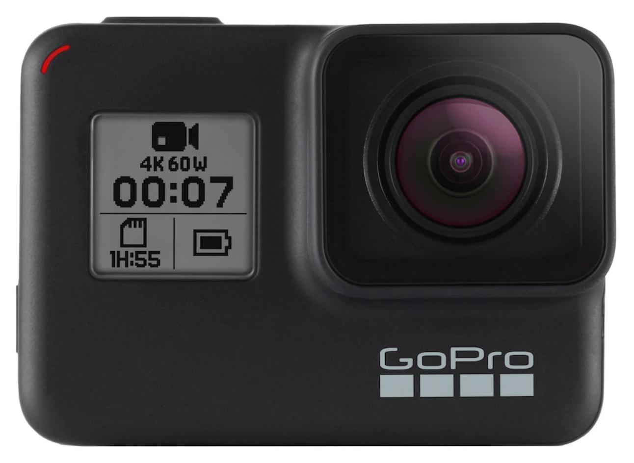 Bedste action kamera – GoPro Hero 7 Black