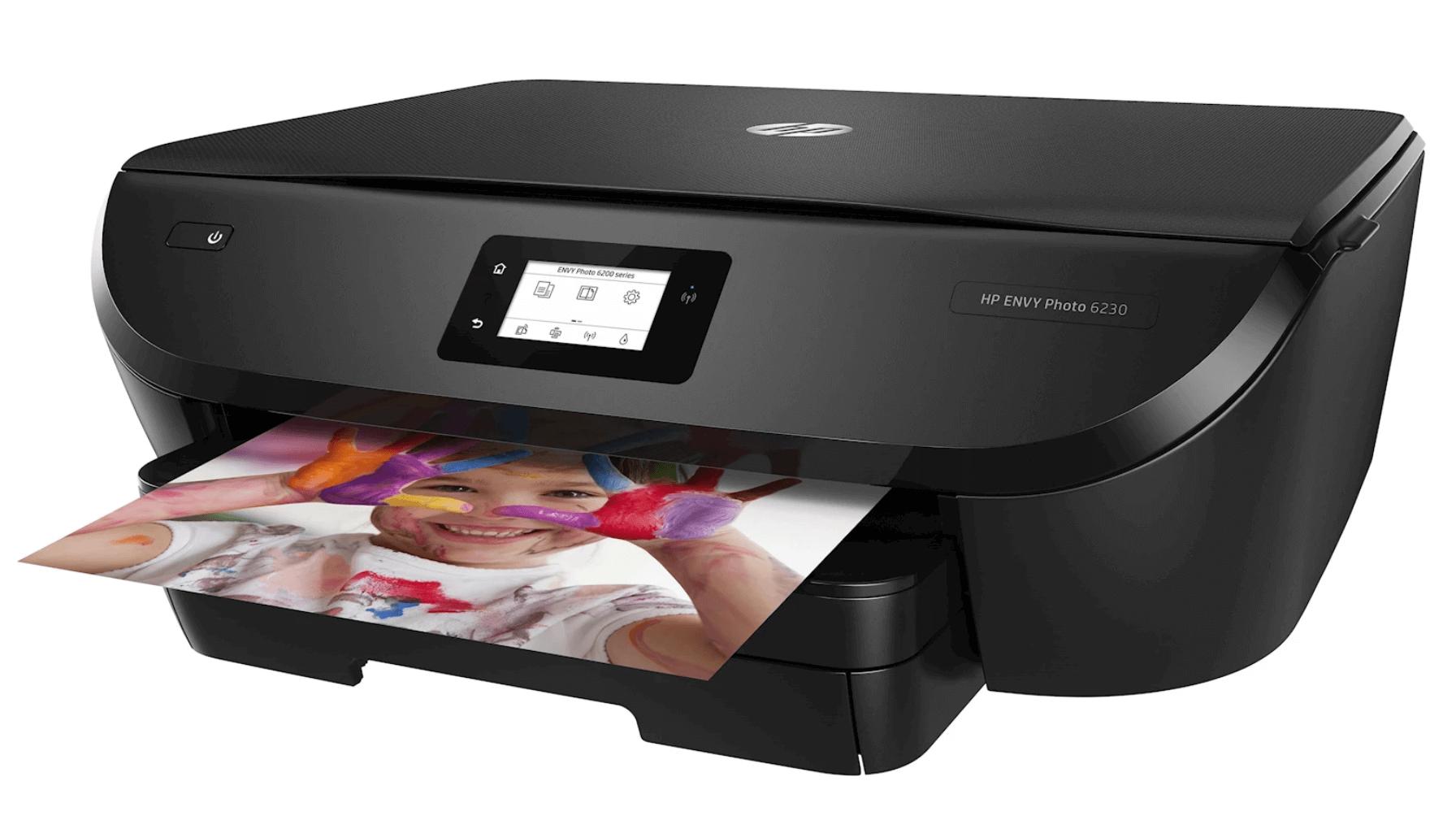 Bedste multifunktionsprinter til hjemmet lige nu – HP ENVY Photo 6230 AiO