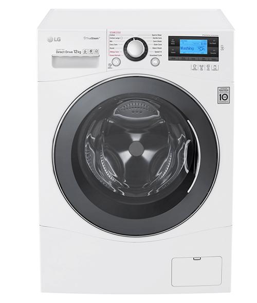 Vaskemaskine bedst i test - LG FH495BDS2