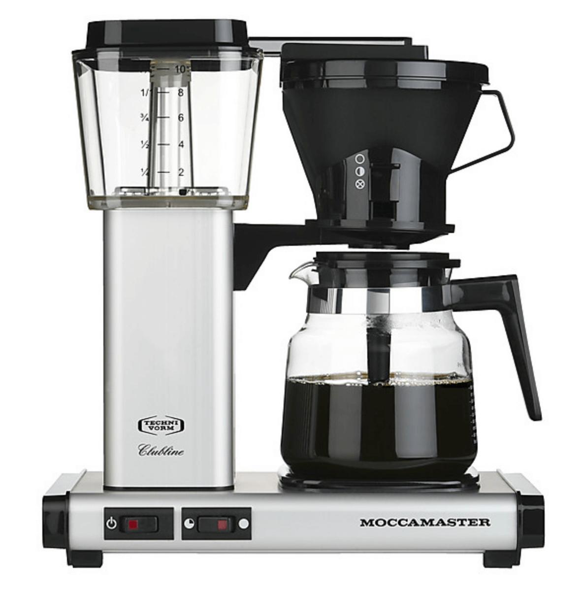moccamaster kaffemaskine - bedst i test af kaffemaskiner – Moccamaster KB952 AO