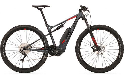 Bedst i test moutainbike-elcykel – Rock Machine Storm e60-29