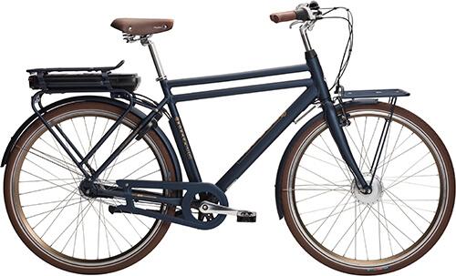 Bedst i test herre-elcykel – Monark Karl Egoing