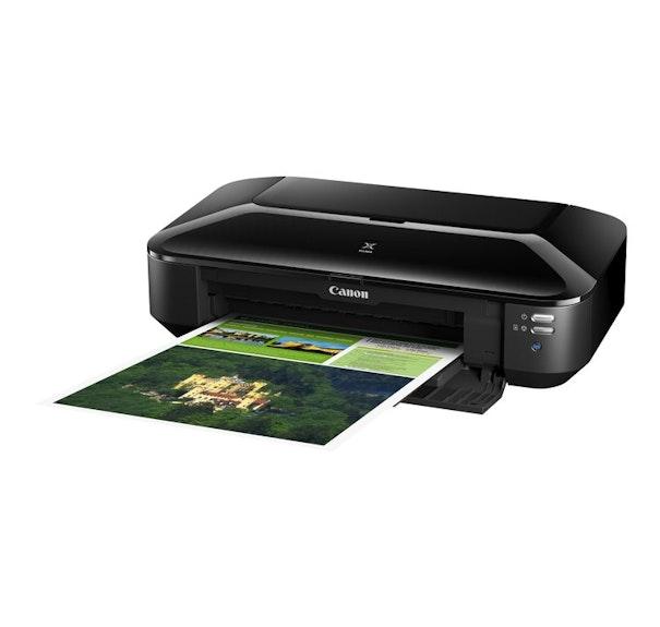 Bedste blækprinter lige nu – Canon Pixma iX6850