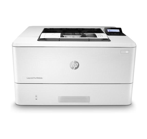 Bedste laserprinter til udskrifter i gråskala – HP LaserJet Pro M404dn